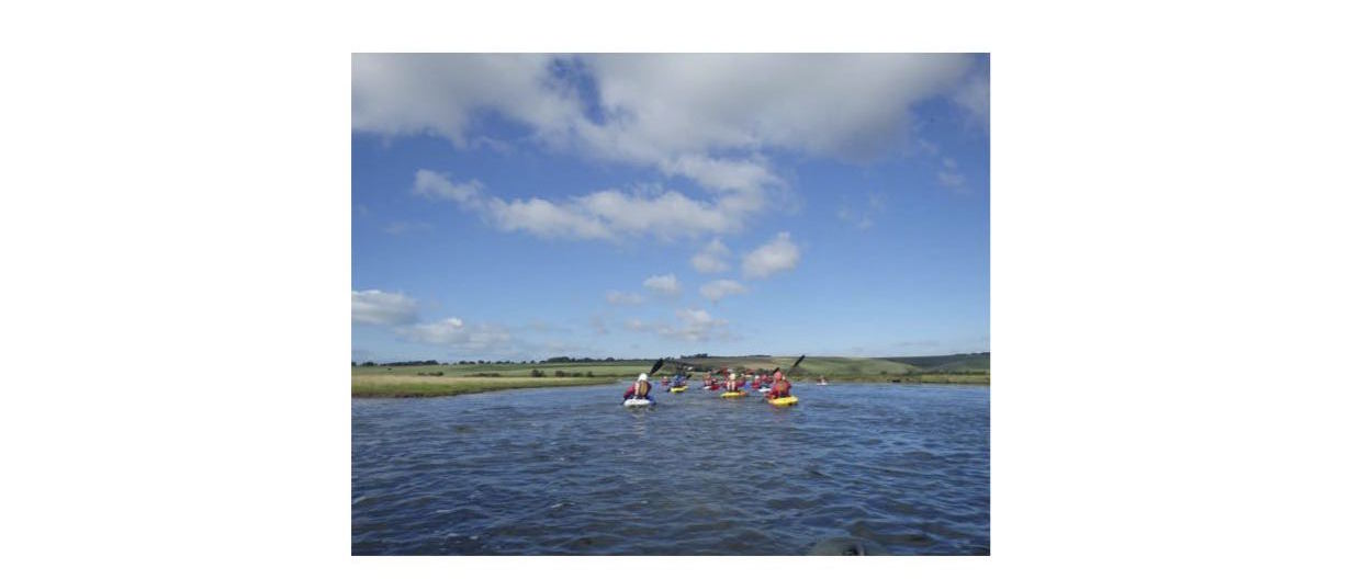 Canoeing on the Cuckmere4