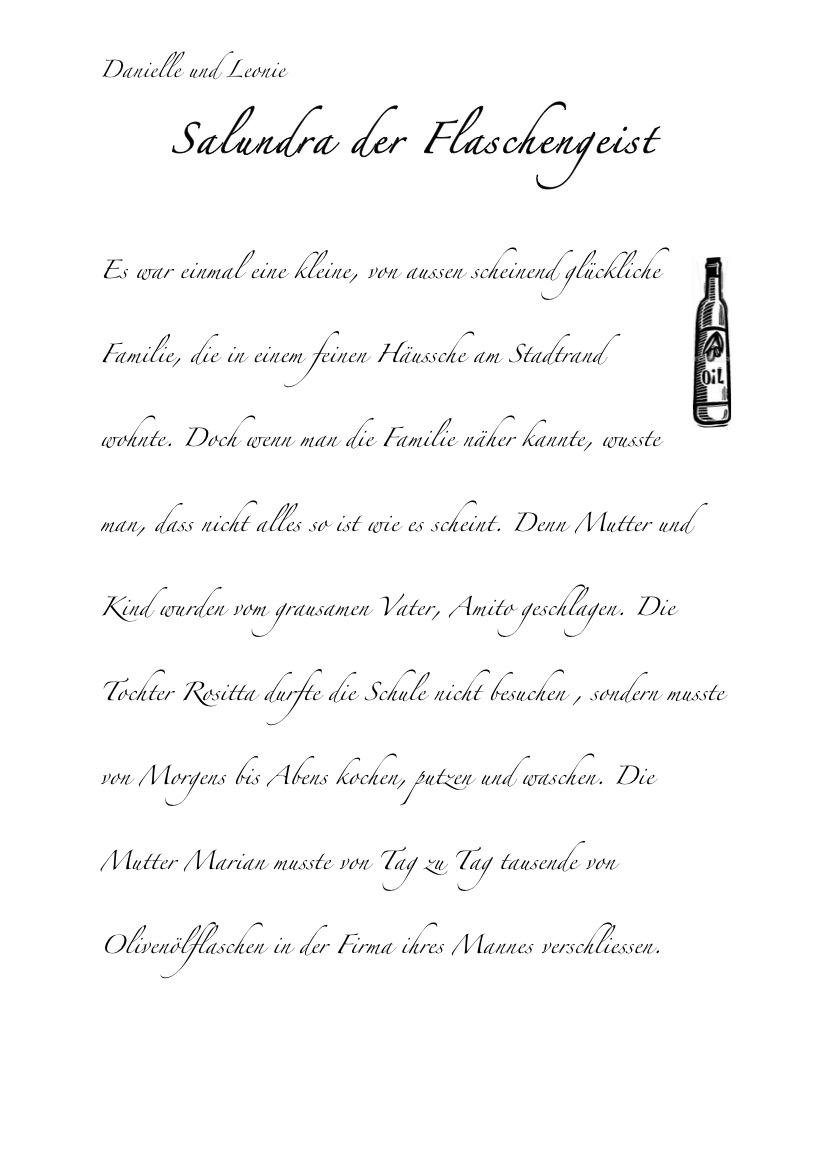Salundra der Flaschengeist Danielle Leonie_001